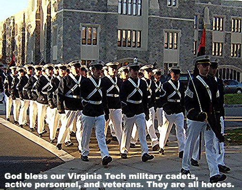 Virginia Tech Cadets